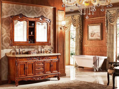 phòng tắm tân cổ điển 15