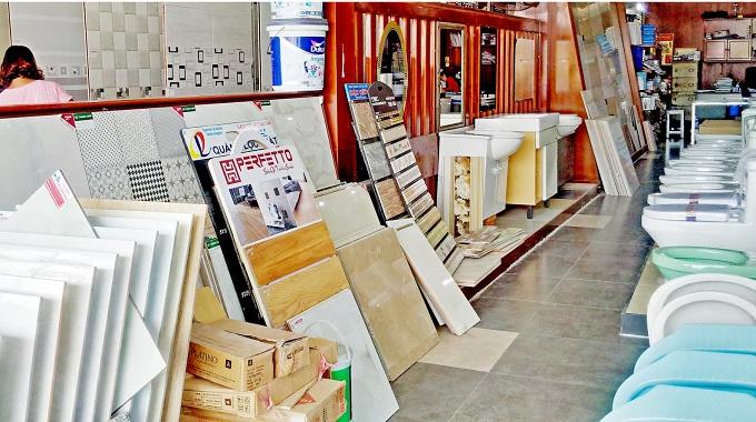 bảng báo giá vật liệu xây dựng